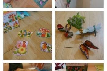 『新品團』親子互動的最佳選擇-Petit Collage拼圖桌遊壁貼全系列