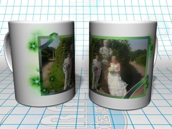 Печать фотографий на чашках. - продам. КИЕВ, Украина. Фото