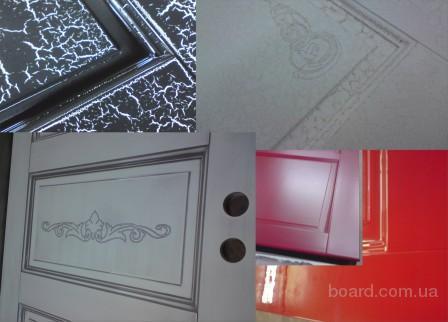 Покраска МДФ дверей, фасадов, панелей - прочее. Москва ...