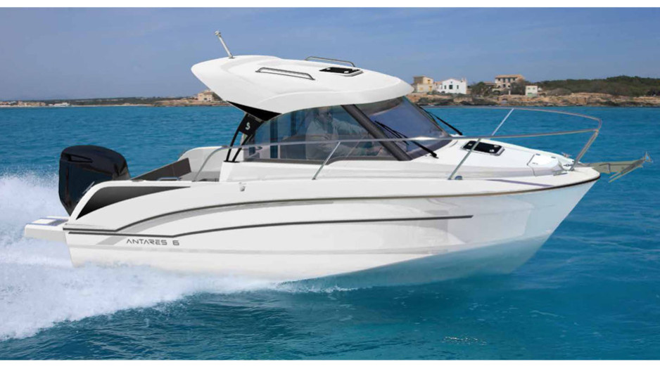 New In 2018 Beneteau Antares 6 And 9 Barracuda 9 Heres