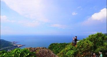 【基隆最夯IG打卡祕境】 情人湖公園老鷹石~輕鬆拍出站在山巔仰望天空的美景
