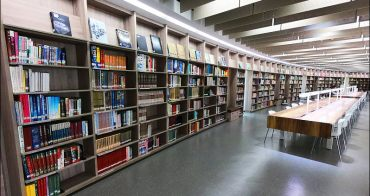 新北市特色圖書館 | 林口分館~像日本武雄圖書館的大書牆,專屬兒童閱讀空間,在林口三井outlet對面