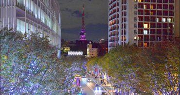 日本東京聖誕點燈必拍》六本木midtown christmas拍攝位置攻略、交通分享