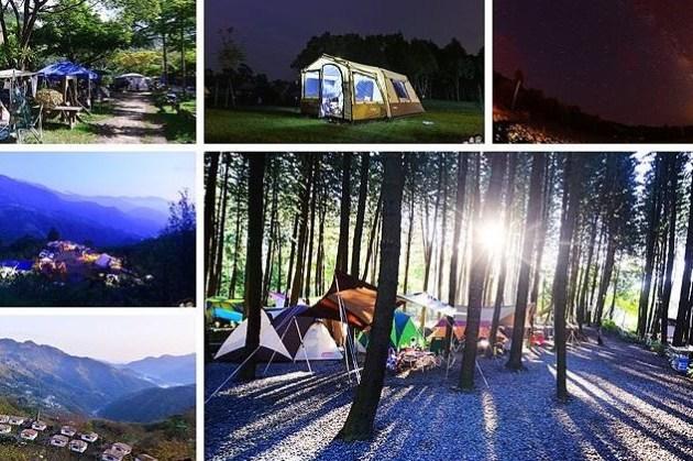【全台露營營地懶人包 】寶寶溫一家子的露營營地全紀錄(附上營地地圖、注意事項、選位建議)