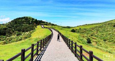 台北陽明山步道》擎天崗中央步道重新開放,「人牛分離」更安全,無敵山景步道真的超好拍