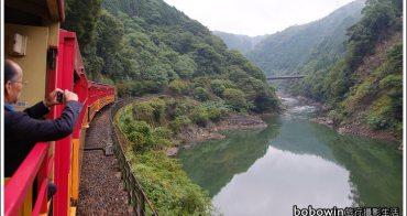 [ 關西京都自由行] Day2 part1 京都-->嵐山-->嵯峨野觀光列車