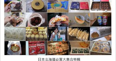 [ 日本北海道 ]  北海道必買伴手禮、美食、名產大集合特輯 (含排名評比大推薦)