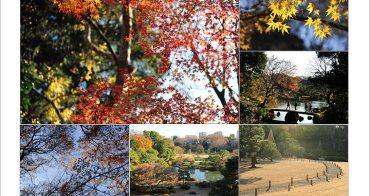 [ 日本東京自由行 ] Day4 part6 六義園 ~價值六億元的賞楓名園