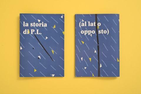 la storia di P.L. cover
