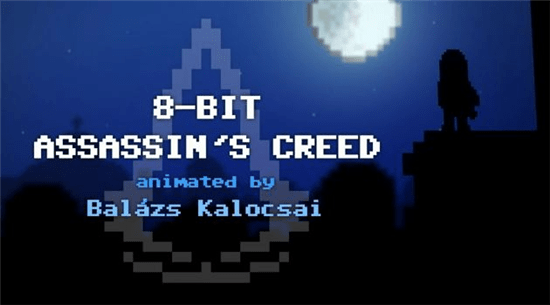 Assassin's Creed, 8-Bit Olsaydı?
