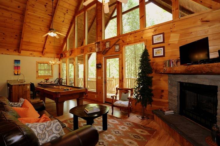 Always Amp Forever Pigeon Forge Cabin Rentals 800 547