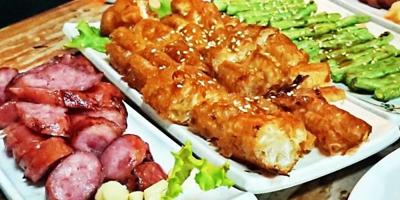 【台南 東區】傳統道地慢火炭烤,不焦、不膩,口味天然|一夜干肉質紮實風味十足|炭烤鱸魚保留最佳原味與甜度