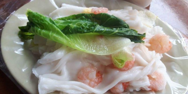 【台南 安南區】吳記廣式腸粉。國安街屋簷下的超級美味 不用上館子也能輕鬆品嚐到廣式腸粉的蒸美味