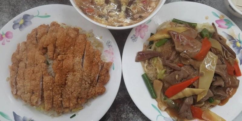【台南 中西區】上海味香小吃店。招牌小籠包、砂鍋魚頭是必點 排骨蛋炒飯讓人驚豔
