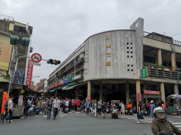 永樂市場|國華街美食一條街,必吃古早味台南道地美食