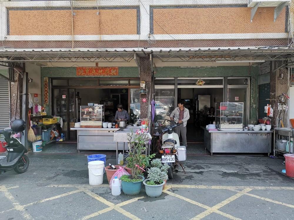 【台南 西港】廟口對面30年麵店,老店賣人情味小碗湯麵20元
