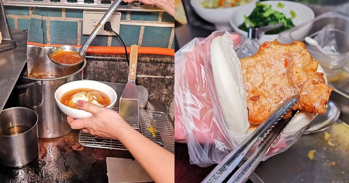 安平粿夫人。肉粿碗粿刈包台南小吃 懷舊古早味便當 中式早午餐