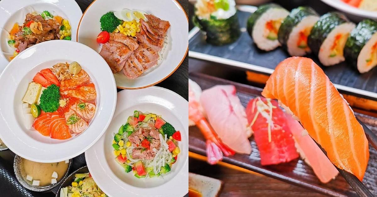 米津手作日式料理。隱身安平巷弄內 丼飯壽司超美味 最青的味蕾感動