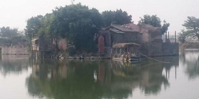 嫵媚才氣集一身-老塘湖藝術村