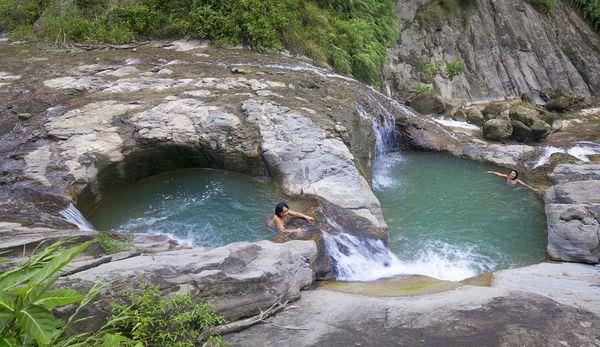 【台南百寶鄉 楠西】龜丹溫泉。最優質的美人湯-碳酸溫泉。