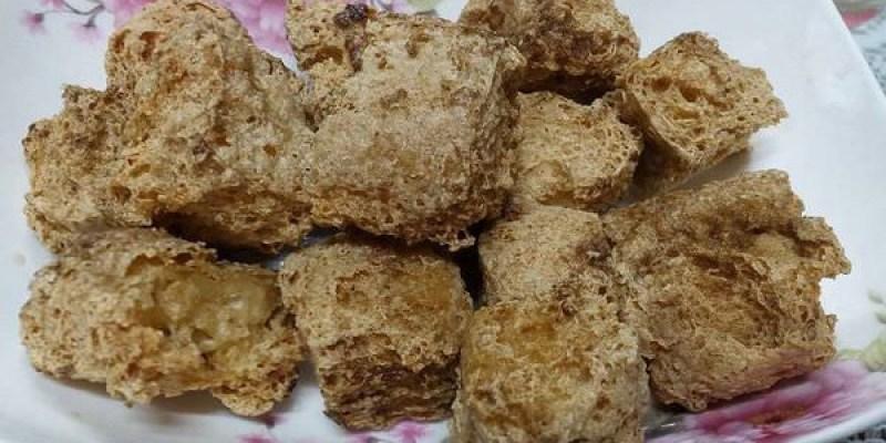 【台南 北區】天品臭豆腐。終於找到你囉!吃了會上癮的酥脆蓬鬆臭豆腐