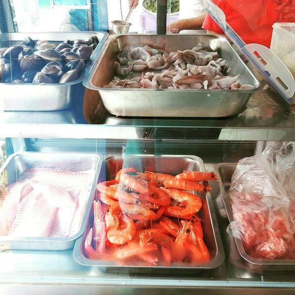 【台南 中西區】霸氣海產粥,海鮮滿載超過癮