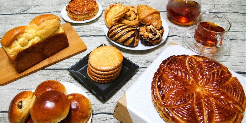 台南天下大飯店-圓頂西餐廳烘焙坊,法式甜點麵包採限量預定