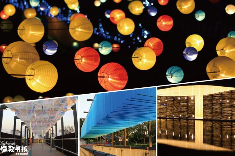 搶先看!2019年「月津港燈節」,台南鹽水夢幻年度盛會