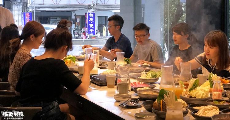 台南「有你真好」火鍋沙龍,猶如置身美術館吃鍋,視覺與味覺的雙重饗宴