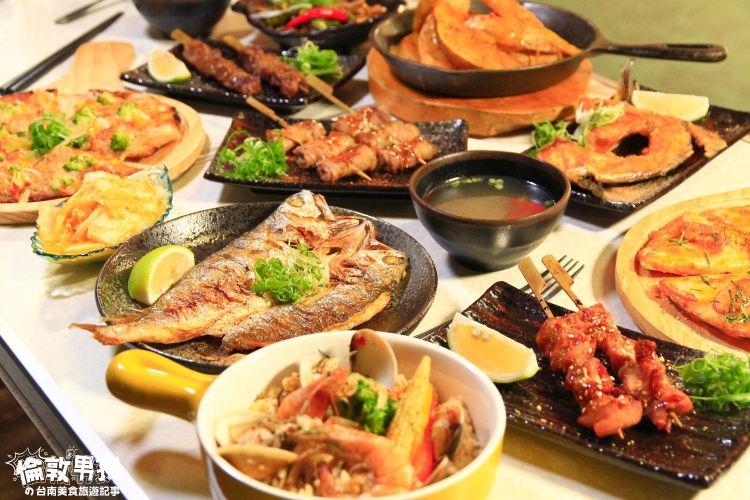 【台南中西區】日式料理推薦,藏身復興市場的平價居酒屋-「海之味」食堂!