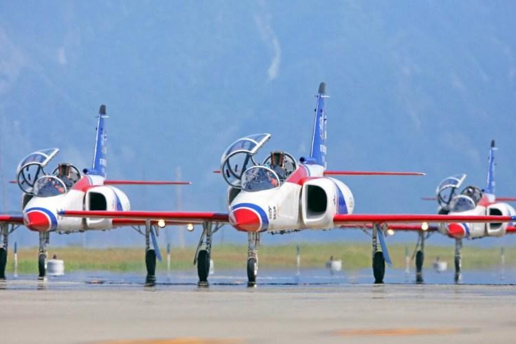 軍事迷、航空迷看過來!今年最後一場「空軍基地營區開放」,10月19日就在台南登場~