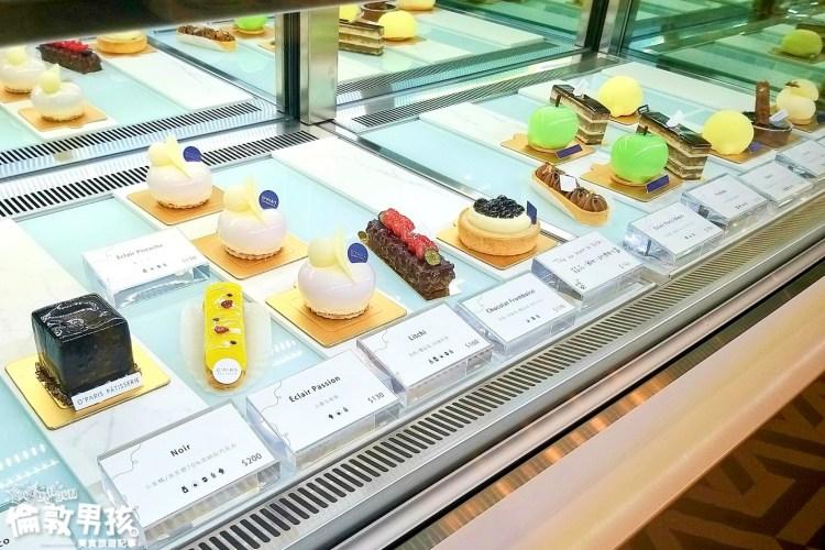 台南法式甜點推薦,世界級的下午茶「歐巴黎法式甜點」!