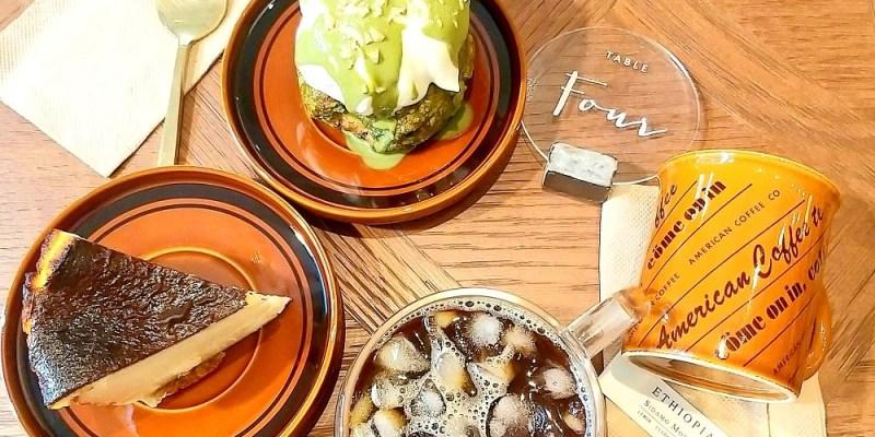 台南下午茶推薦~藏在國民路巷弄裏的森林系咖啡館「寧靜森林」
