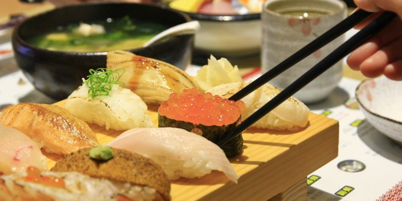 台南日式料理推薦,正港日本主廚在這裏,東豐路上的「壽司娘壽司專門店」