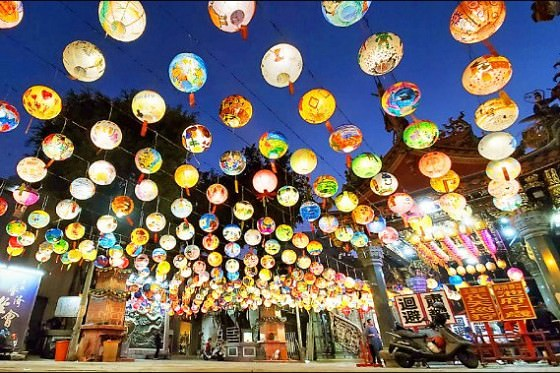 台南2020年「普濟殿燈會」即將登場-01月19日迓花燈踩街、點燈儀式!