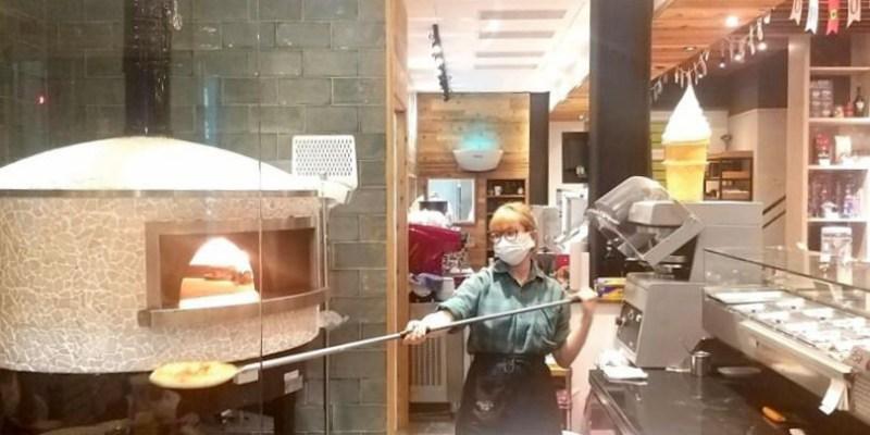 台南義式料理-白色獨棟斜瓦屋裏的餐飲概念餐廳「爾遇 Dolce Vita」