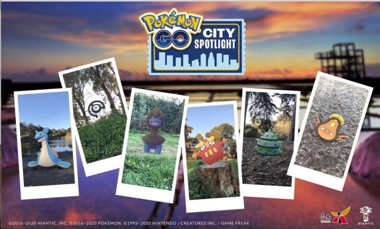 寶可夢一日快閃活動「Pokemon GO CITY SPOTLIGHT」台灣只在台南登場!