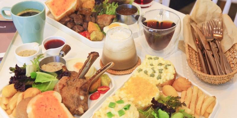 台南質感早午餐,藏身住宅區的「日初午訪」由米其林一星顧問掌廚!