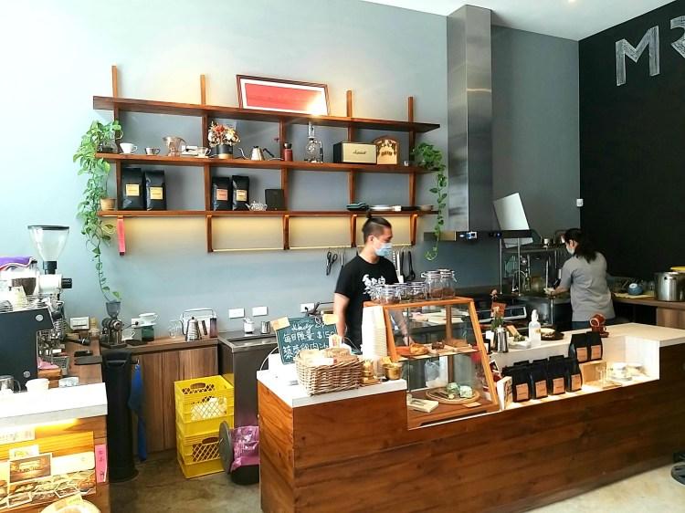 台南 北區MR PICKY Roasters|自家烘焙|歐式三明治|早午餐|肉桂捲