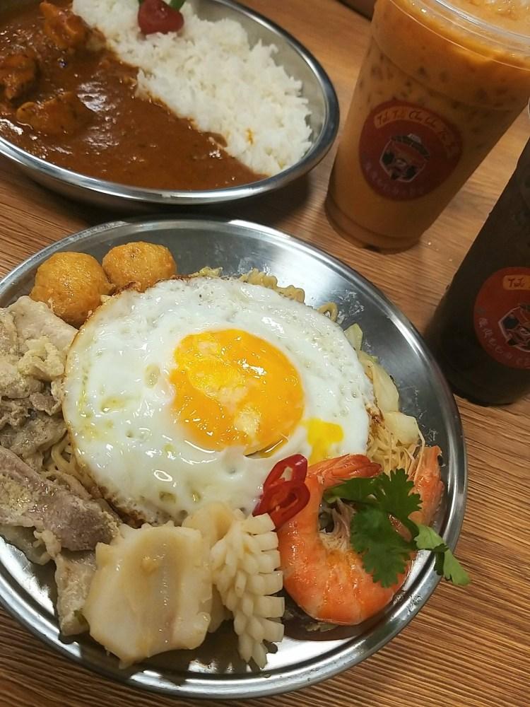 台南 中西區 龜龜毛毛南洋餐室|深夜南洋食堂~從攤車到店面