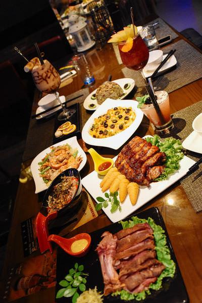 台南「Delight 餐&酒」夜晚悠閒好地方!異國料理、炒物、調酒~好友相聚秘密新基地!
