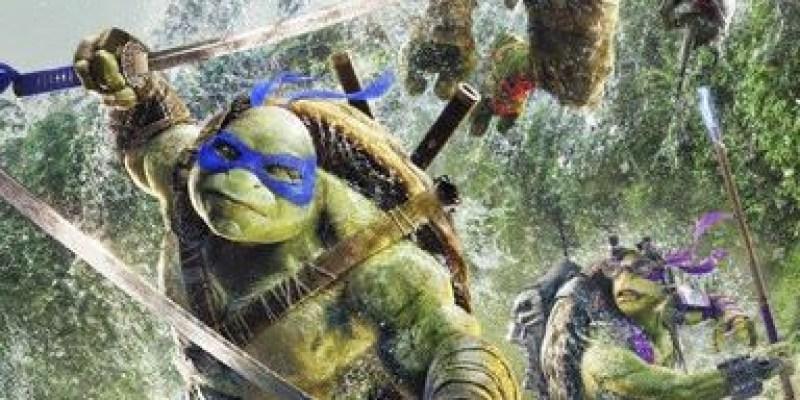 《忍者龜:破影而出》 (Teenage Mutant Ninja Turtles: Out of the Shadows)