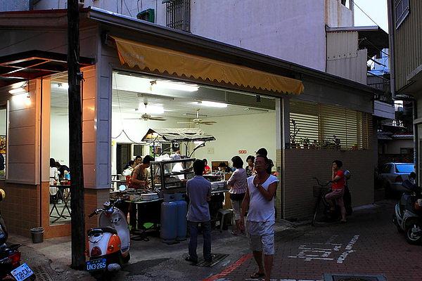 台南北區-裕民街108號【無名意麵】