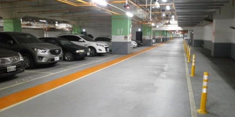 【海安路地下停車場大事紀】全國單一地下最大停車場 ROT簽約 營運期20年 2016年啟用地下商店街