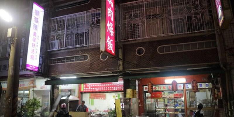 台南‧東區 文瑞肉燥飯