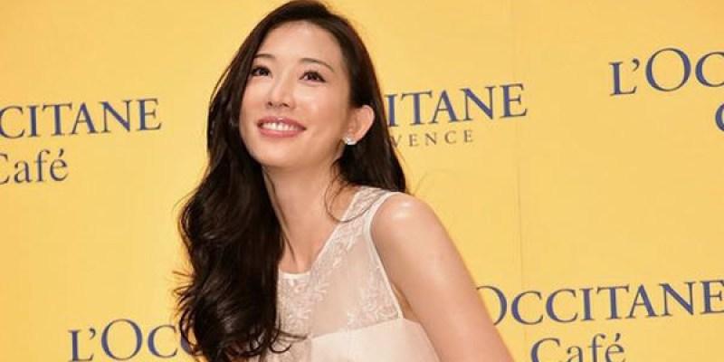 歐舒丹(L'OCCITANE)南紡夢時代全台首間大型複合店開幕 林志玲胡宇威出席