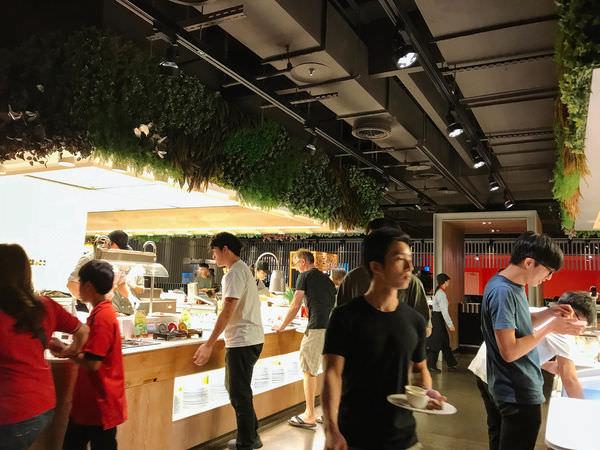 台南饗食天堂-西門店,多樣化選擇buffet吃到飽~高CP值,春季新菜出爐!