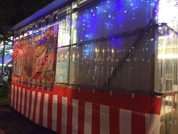 台南美味炸物串博ふうりん,日本職人經營的街邊歡樂小攤!體驗正統日本慶典氛圍~