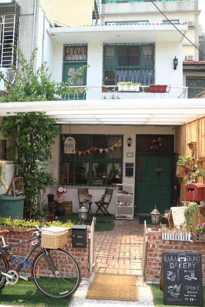 【台南麵包】台南必去!手作老屋麵包溫暖鄉村風格~LULU&BUN手感烘焙屋