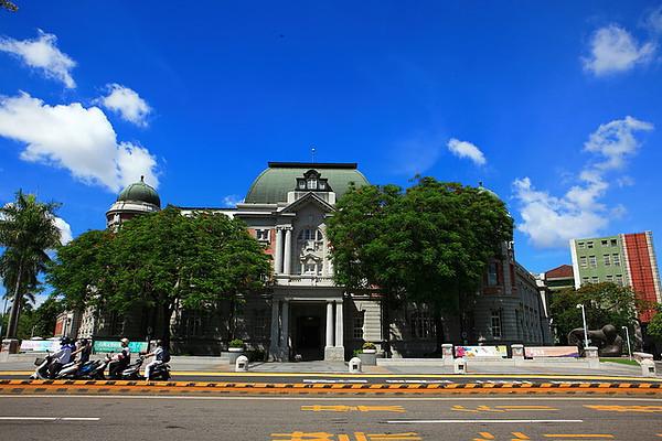 老台南日治建築深度之旅 府城日治建築的「西洋風情」與「東洋風情」